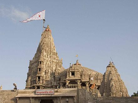 440px-Dwarkadheesh_temple