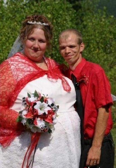Ungly-Woman-Funny-Marriage-Thin-Boy-Fat-couple-